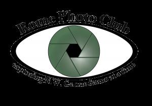 Transparent Logo for Rome Photo Club